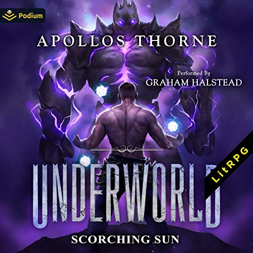 Scorching Sun Audiobook By Apollos Thorne cover art