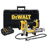 Dewalt DCGG571M1-GB DCGG571M1 18V XR Cordless li-ion Grease Gun (1 x 4Ah Battery), Multi