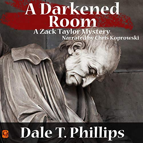 A Darkened Room  By  cover art