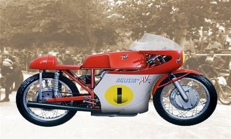 Italeri 1 9 MV Agusta 500cc 3 Cilindri 1967   4604
