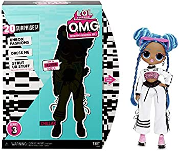 L.O.L. Surprise! O.M.G. Series 3 Chillax Fashion Doll