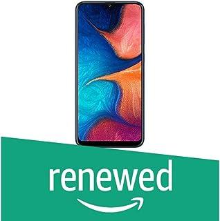 (Renewed) Samsung Galaxy A20 (Blue, 3GB RAM, 32GB Storage) Without Offer