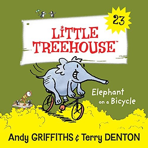 Elephant on a Bicycle cover art