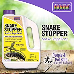 good snake repellent
