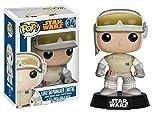 Star Wars- Figura de Vinilo Hoth Luke (Funko 4528)...