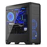 Sedatech PC Pro Gaming Intel i7-10700KF 8X 3.80Ghz, Geforce RTX 3070 8Gb, 64 GB RAM DDR4, 2Tb SSD NVMe M.2 PCIe, 3Tb HDD, USB 3.1, CardReader. Ordenador de sobremesa, sin OS