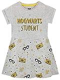Harry Potter Vestido para niñas Hogwarts Gris 11-12 Años