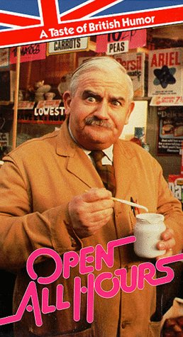 Open All Hours [USA] [VHS]