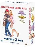 Coffret Olsen 3 DVD, Vol.3 : Une journée à New York / Le défi / Un été à Rome