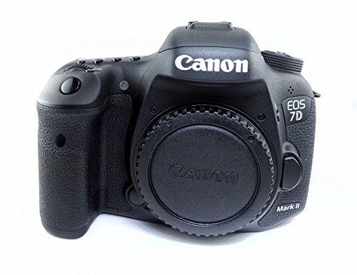 Canon EOS 7D Mark II Digital SLR Camera with 18-135mm is STM Lens International Version (No Warranty)