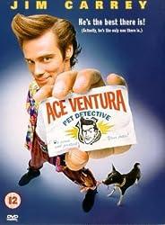 Ace Ventura on DVD
