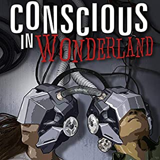 Conscious in Wonderland cover art