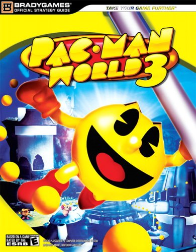 Pac-Man World? 3 Official Strategy Guide