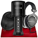 Beyerdynamic Fox Professional USB Studio Microphone with Beyerdynamic DT770 Pro 80 ohm Headphones...