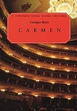Georges Bizet Carmen (Vocal Score) Opera by Various (1997-06-11)