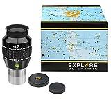 Explore Scientific - 0218804 - 82° AR Oculaire avec revêtement EMD de qualité supérieure et garni de gaz de protection