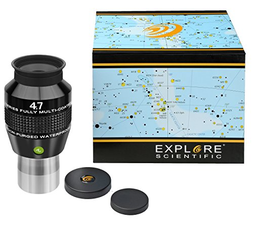 Explore Scientific 82? AR Okular mit hochwertiger EMD-Beschichtung , wasserdicht mit Schutzgas gefüllt