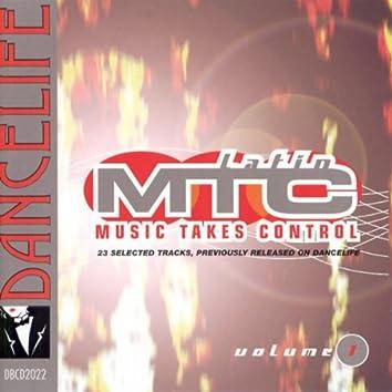 Music Takes Control, Latin - Volume 1