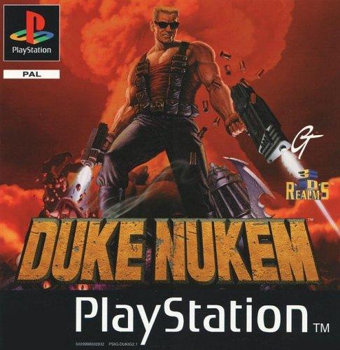 Duke Nukem [PlayStation]