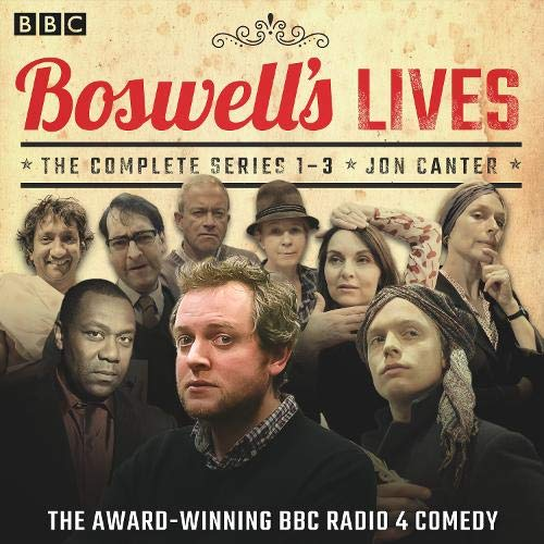 Boswell's Lives: The Complete Series 1-3 Titelbild