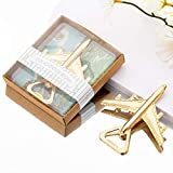 Ubrand Airplane Bottle Opener - Aviation Gifts for Pilot in Gift Box