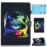Universal 10' Tablet Funda, Funda universale per Tablet Samsung Galaxy, Apple iPad, Amazon Kindle, Google Nexus and More 9.5-10.5 Inch Tablet