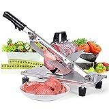 HAOGUO Cortador de Carne Manual para Cortar Carne congelada,...