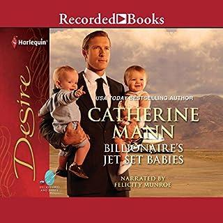 Billionaire's Jet-Set Babies cover art