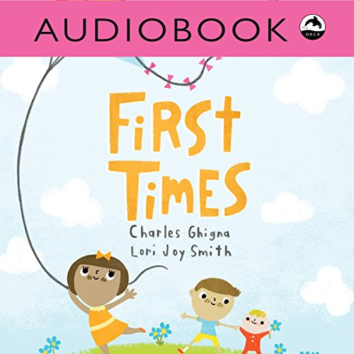 First Times cover art