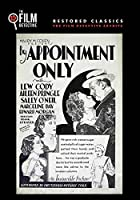By Appointment Only / [DVD]