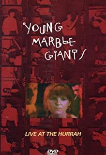 The Young Marble Giants - Live At The Hurrah [1980] [DVD] by The Young Marble Giants