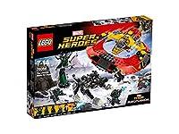 レゴ(LEGO)スーパー・ヒーローズ アスガルド最後の戦い 76084