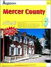 Hagstrom Mercer County Atlas