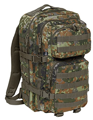 US Cooper Rucksack Basic medium Flecktarn