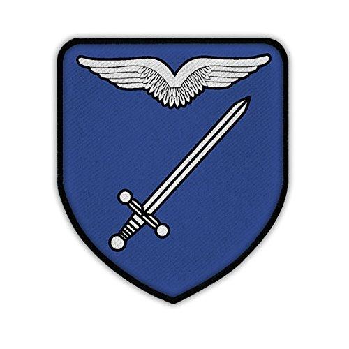 Patch / Aufnäher - Luftwaffenausbildungsregiment 2 LwAusbRgt 2 Nassau-Dietz-Kaserne Budel Bundeswehr Luftwaffe Wappen Abzeichen Emblem #14039 by Copytec