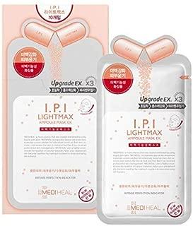 [MEDIHEAL] I.P.I Lightmax Ampoule Mask 25ml Pack of 10