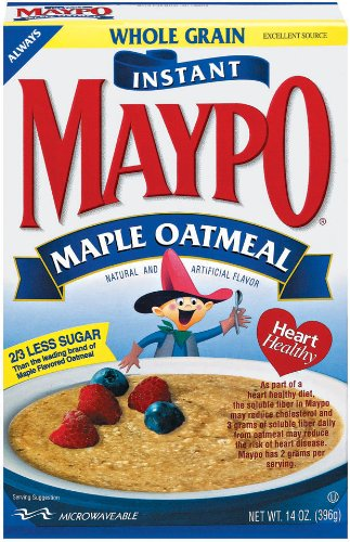 Maypo Instant Ceareal, 14-Ounce Packages (Pack of 6)