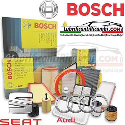 Tecneco Kit 4 filtres Bosch (1457429192, 1457070007 ou 1457070008, 1987429404, 1987432397)