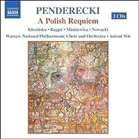 ペンデレツキ:ポーランド・レクイエム