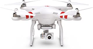 DJI Phantom 2 Vision+ V3.0 Quadcopter with FPV HD Video Camera and 3-Axis Gimbal (White)