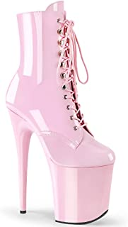 Pleaser Women`s Flamingo-1020 Ankle Boot
