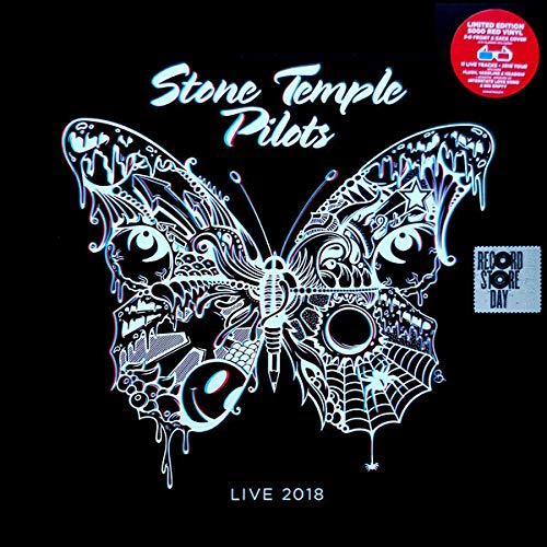 Live 2018 [Vinyl LP]