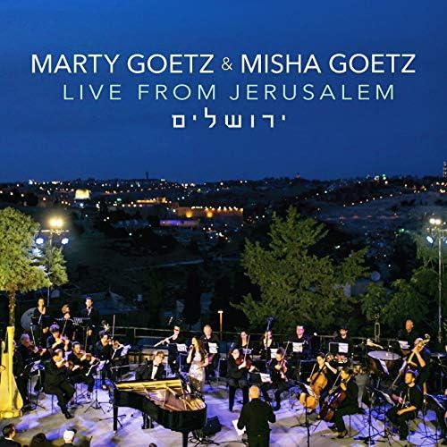 Marty Goetz & Misha Goetz