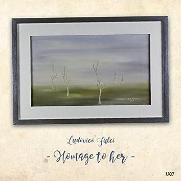 Omage to Her (feat. Stefan Weeke, Tobias Backhaus)