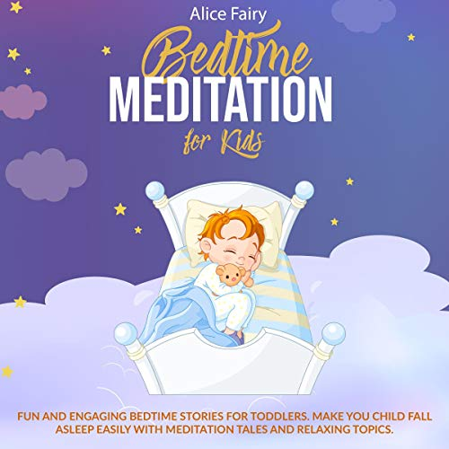 Bedtime Meditation for Kids cover art