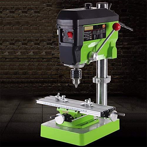 herramientas para trabajar la madera Función de la Mesa de Trabajo Mini 2 Eje Multifuncional Mini Multi precisión banco del vector de la máquina de fresado Taladro Vise Herramientas eléctricas