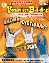 Jumpstarters for Vocabulary Building, Grades 4 - 8: Short Daily Warm-Ups for the Classroom