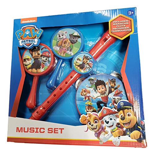 Kids Favorite Characters Minnie Mouse, Paw Patrol Spider Musical Learning Sets (Paw Patrol)