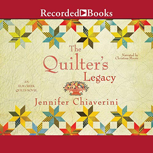 Couverture de The Quilter's Legacy