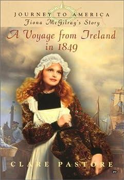 Journey to America #1 (DIGEST): Fiona McGilray